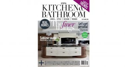Utopia Kitchen & Bathroom magazine – June 2018 issue