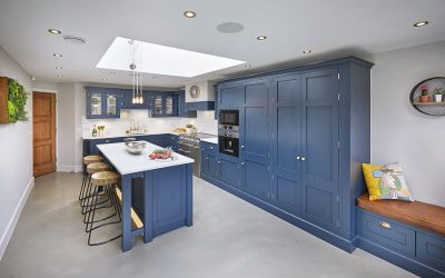 Classical in-frame kitchens – a design that will stand the test of time