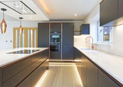 bespoke kitchen Keyworth