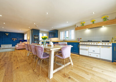bespoke kitchen Stathern
